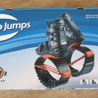 Sporten met Kangoo Jumps, is dat iets voor mij?